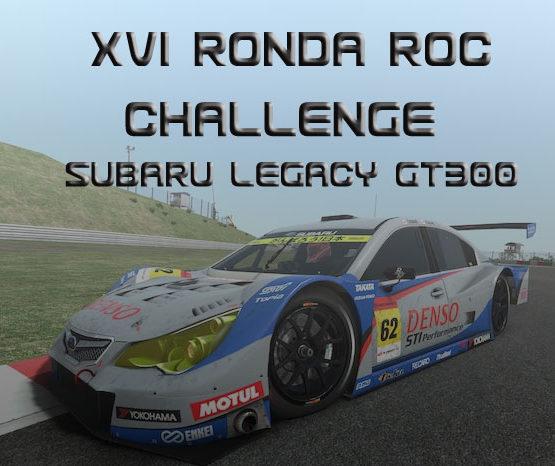 XVI Ronda ROC Challenge Legacy