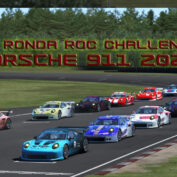 Valencia (04/10) – Ronda XIX ROC Challenge Porsche 2020