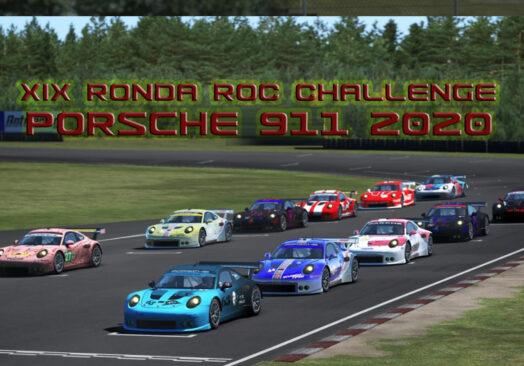 Tailandia (01/10) – Ronda XIX ROC Challenge Porsche 2020