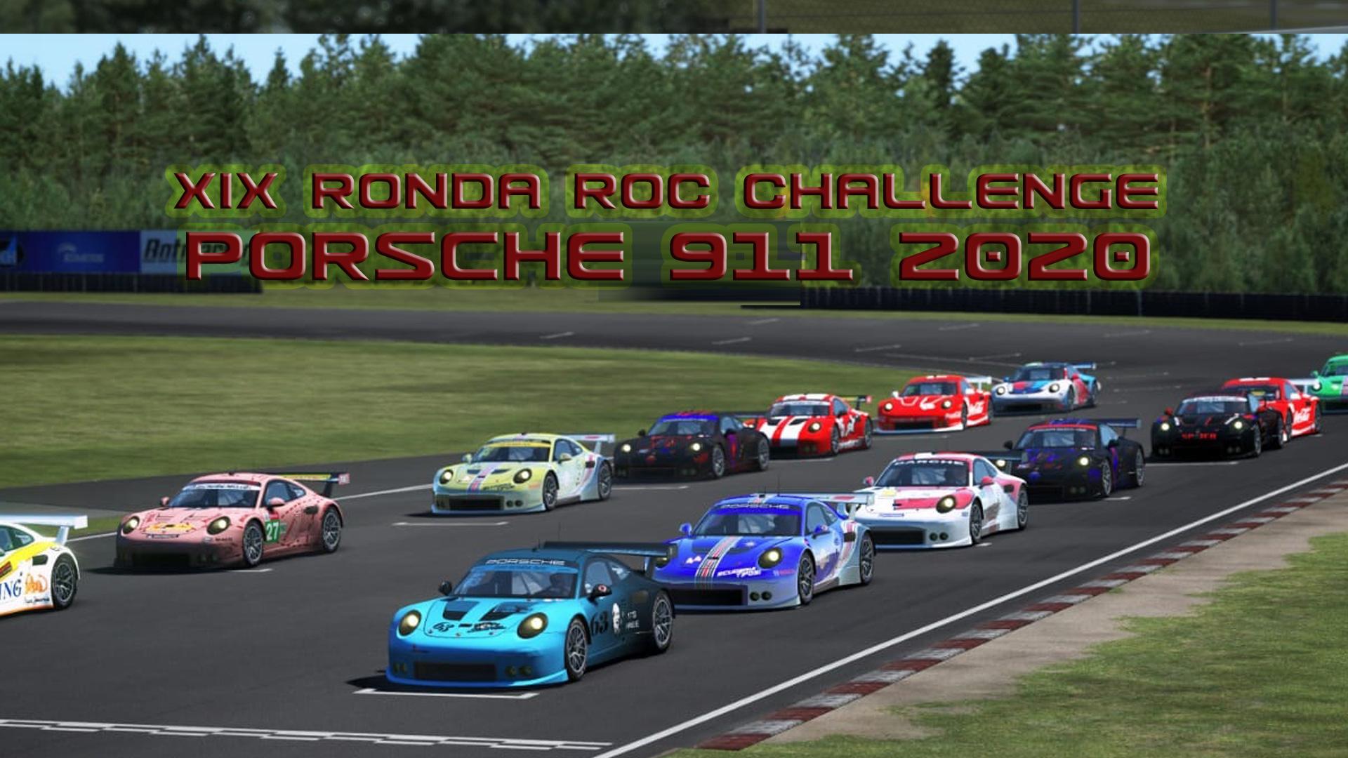 Wisconsin (02/10) – Ronda XIX ROC Challenge Porsche 2020