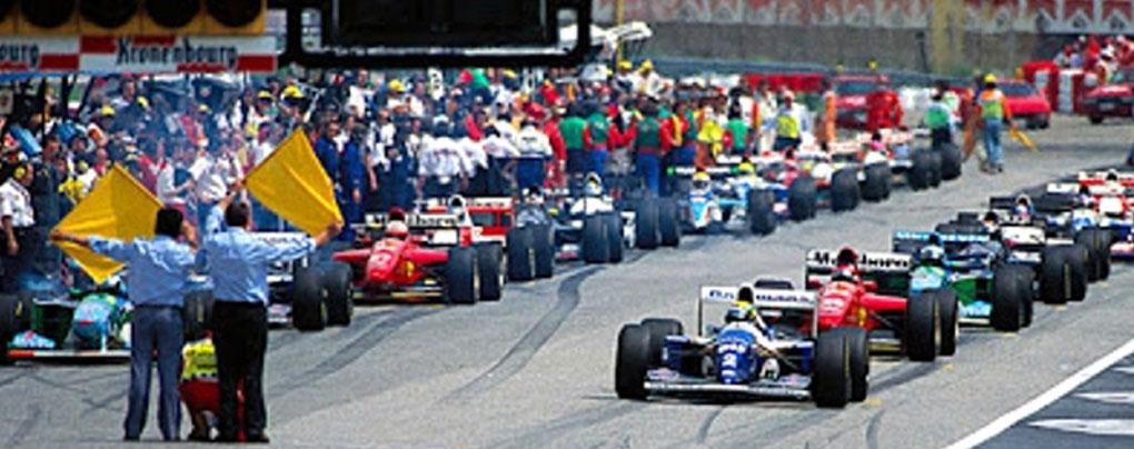 XIV Ronda ROC Challenge F1'94
