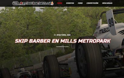 Racing Online Club estrena nueva página web