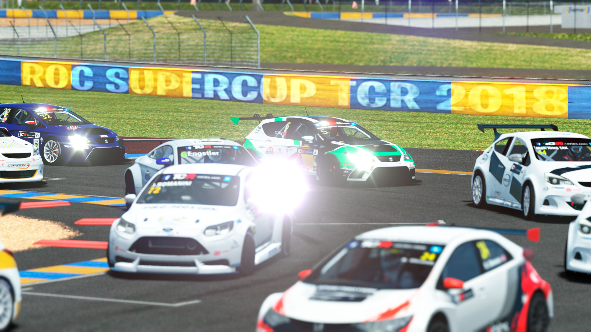 Racing Online Club rFactor2 TCR