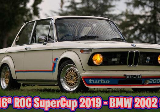 Juan Manuel Fangio (10/10) ROC SuperCup BMW 2002 tii