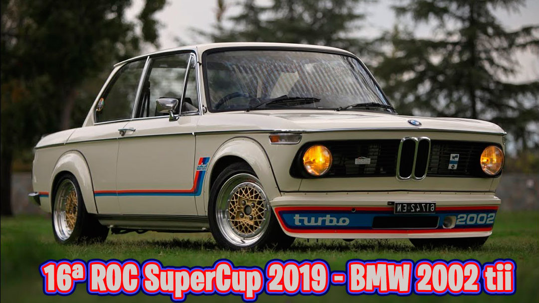 16ª ROC SuperCup 2019 (BMW 2002 tii)