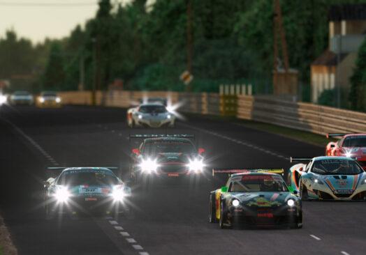 Carrera Anual ROC 2020 – AM GT3 en Le Mans