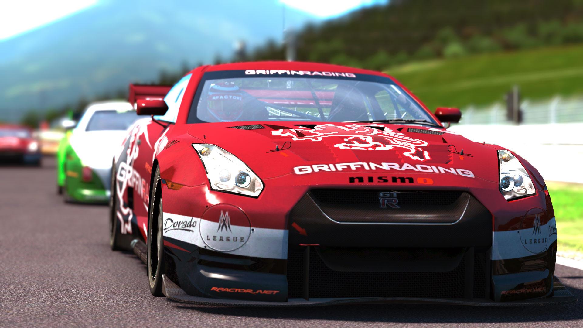 Spa Francorchamps – Nissan GTR RSC – (2/10)