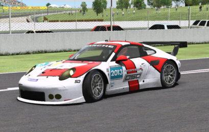 XVIII Ronda ROC Challenge Porsche 911RSR
