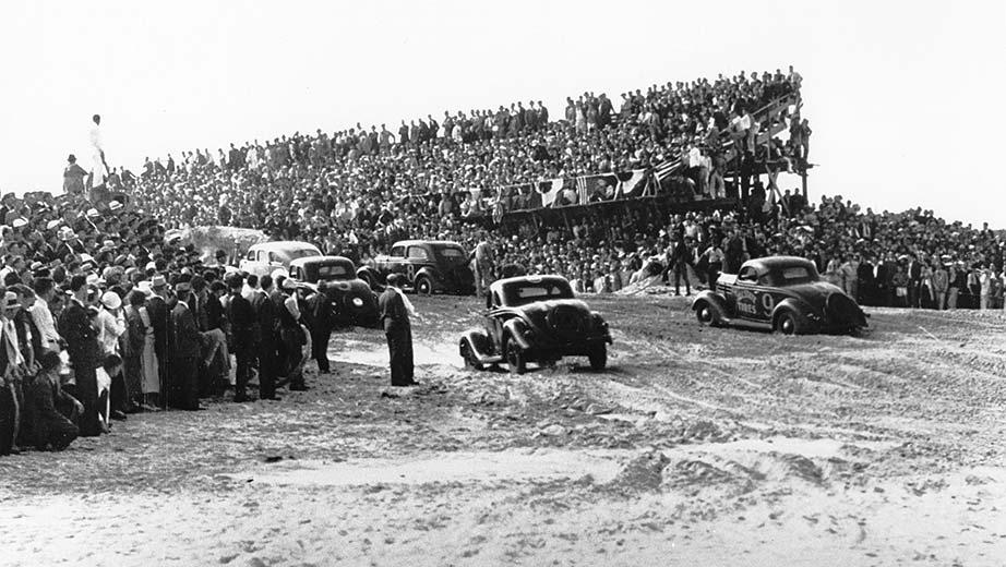 El Origen de los coches de NASCAR