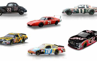 Los coches de NASCAR