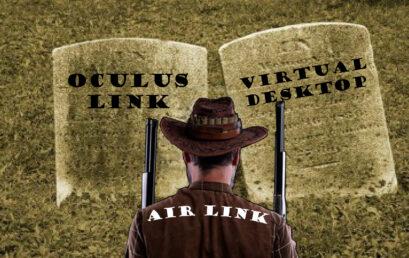 Oculus Quest 2 en Simracing ¿Por cable o por Wifi?