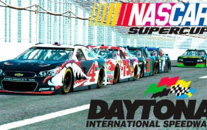 Daytona – NASCAR SuperCup (10/10)