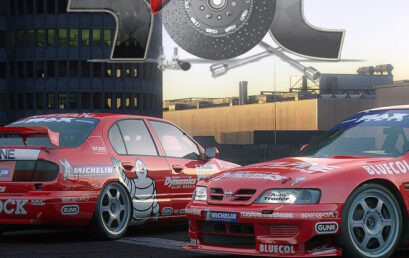 Trofeo Nissan Primera BTCC 2021