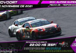 Zandvoort – ROC Alpine SuperCup – (5/10)